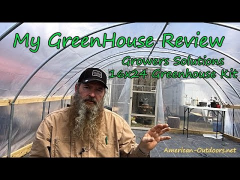 My Greenhouse Kit Review (Growers Solutions)