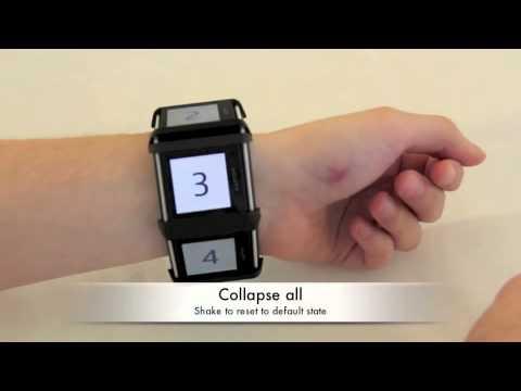 Smartwatch conceptual de Nokia | Engadget en español