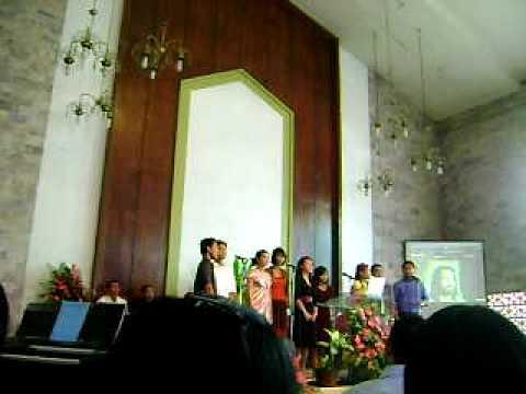 PEACE SPEAKER -HERITAGE SINGERS- 1 FAITH- MILLER SEVENTH DAY CHURCH 9-5-09