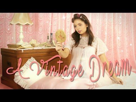 Vintage Pastel Dream | Thrifted Lookbook