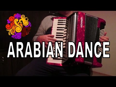 Arabian Dance Jewish Klezmer On Accordion Hohner