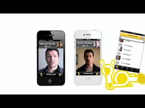VPHO - video call and videoconferencing for iPhone and Android phones