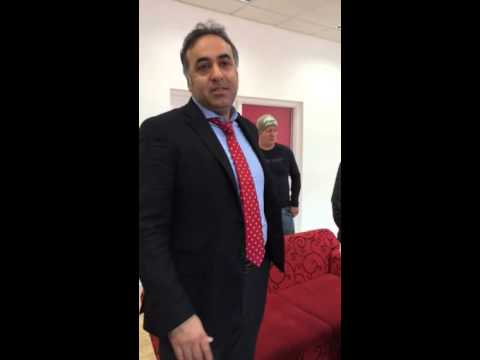 Nottingham Forest Owner Fawaz