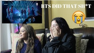 BTS 'DNA' AMA PERFORMANCE REACTION// KINGS OF K POP