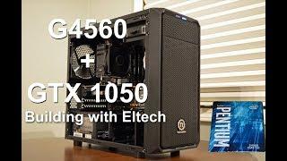 building a G4560  GTX 1050 Computer (Step by Step)