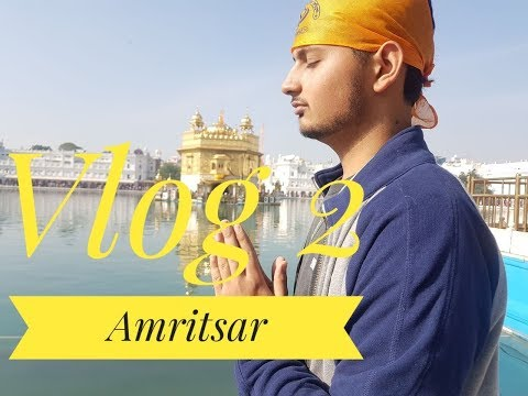 School Tour To Amritsar | Vlog 2| Golden Temple | Wagah Border |