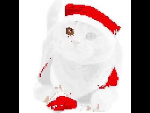 Pixel Chat De Noel Youtube