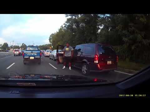 Dancing? Road Rage - Insurance Scam attempt in Annapolis, MD