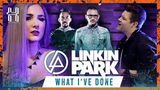 Linkin Park - What I've Done - Cinematic Cover by Halocene