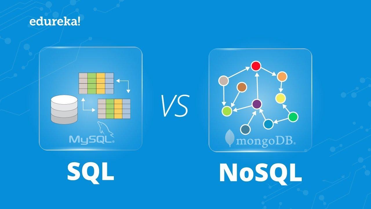 SQL vs NoSQL Key Differences - MySQL vs MongoDB | Edureka