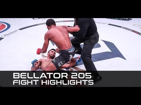 Bellator 205 Fight Highlights: AJ McKee Sleeps John Teixeira!