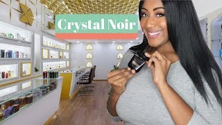 Fragrance Review | Crystal Noir By Versace