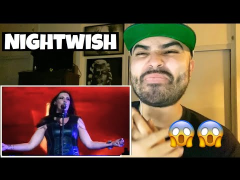 Reacting To  NIGHTWISH - Ghost Love Score (OFFICIAL LIVE)