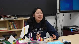 PA Student Elaine talks about why she enjoys PA school life a lot