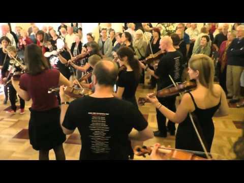 Melbourne Scottish Fiddlers Stramash
