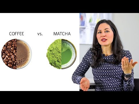 Coffee vs Matcha Green Tea | Matcha Benefits