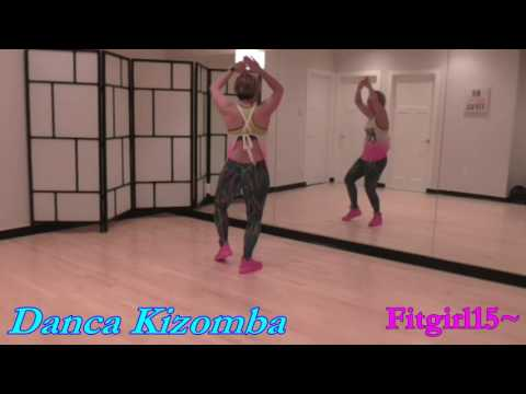 Danca Kizomba choreo for Zumba Classes