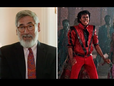 "John Landis on the creation of ""Thriller"" and working with Michael Jackson"