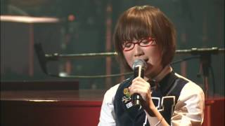 奥華子 一夜限りのSpecial Session 2010 06. 逢いたいときに逢えない.