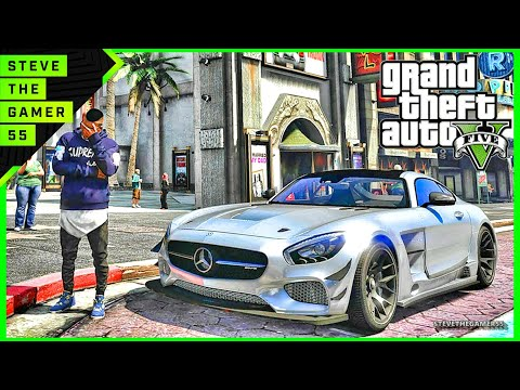 GTA 5 REAL LIFE MOD #134 LET'S GO TO...