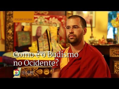 Como é o Budismo no Ocidente? subtitles: PT-ES-EN-NL-FR