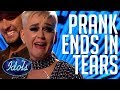 GABBY BARRETT PRANK'S DAD In AUDITION & Leaves EVERYONE IN TEARS On American Idol 2018