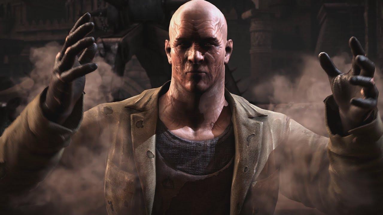 Mortal Kombat X Jason Voorhees Unmasked No Mask All Fatalities