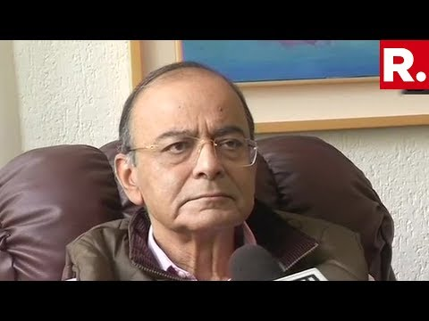 CAG Rafale Report Has Blasted The Lie Of The Congress Party: Arun Jaitley | #RafaleCAGReport