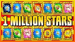 Happy Wars Pack Opening - 1 Million Happy Stars