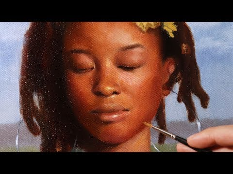 Portrait Painting Tutorial | Self-Teaching for Artists