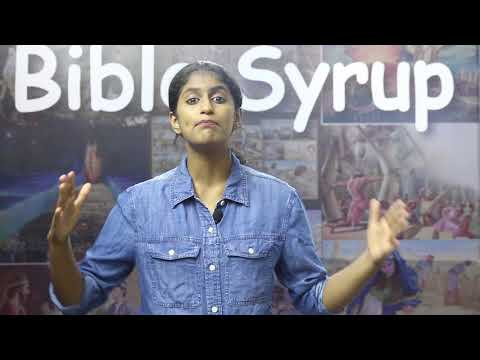 BIBLE SYRUP - The book of Job