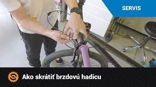 Ako skrátiť brzdovú hadicu | SERVIS - MTBIKER.SK
