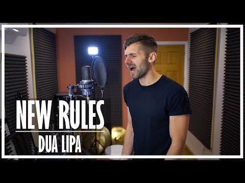 Dua Lipa - New Rules (Music Video Cover)