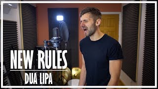 Dua Lipa - New Rules (Music Video Cover)