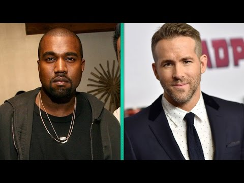 Ryan Reynolds Spoofs Kanye West's 'SNL' Rant-Hear The NSFW Audio!