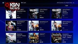 Buying Games at Retail Greener than Downloading - IGN News