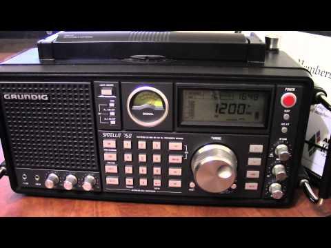 WOAI 1200 KHz San Antonio as Heard from Oklahoma City 10/3/2014