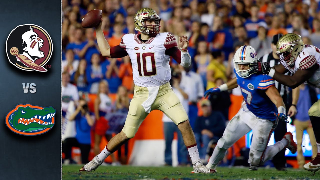 Florida State vs. Florida Football Highlights (2015)