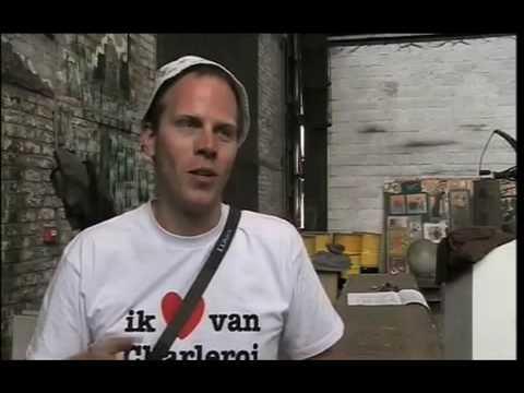 Charleroi Adventure City Safari - Nicolas Buissart - Fasttrack BBC