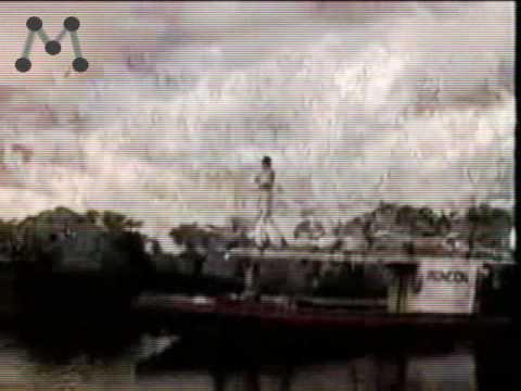 Rede Manchete - Chamada de reestréia de Pantanal [1998]