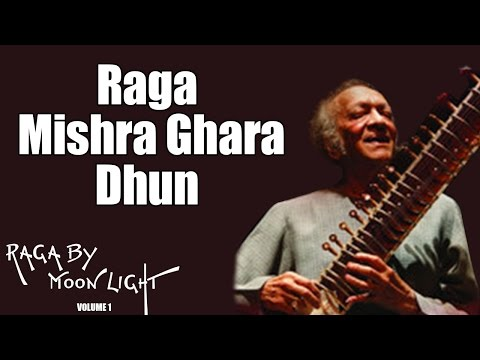 Raga Mishra Ghara Dhun | Ravi Shankar | ( Album: Raga By Moonlight ) Mp3