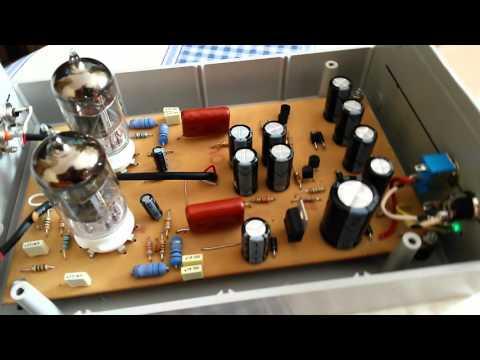 Musical Fidelity X10-D 6N1P Tube