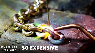 Why Cuban Link Chains Are So Expensive   So Expensive
