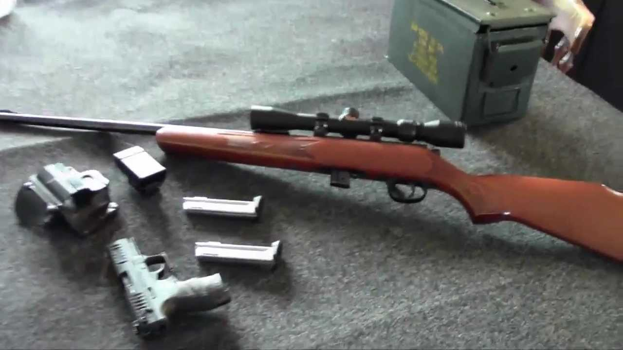 SHTF: The top two guns you'll need to survive