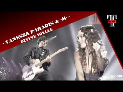 """Vanessa Paradis & -M- """"Divine Idylle"""" (TARATATA Nov. 2007)"""