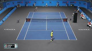 Lorenzo Sonego vs Daniel Evans | 2020 Vienna Open | Semifinal | ATP Highlights