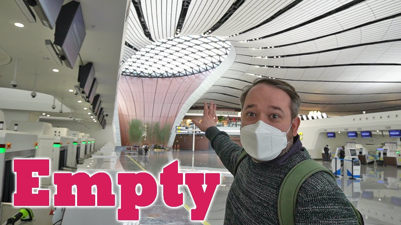Download The World's Largest Airport: Daxing International Airport