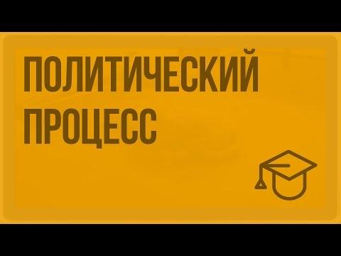Политический процесс. Видеоурок