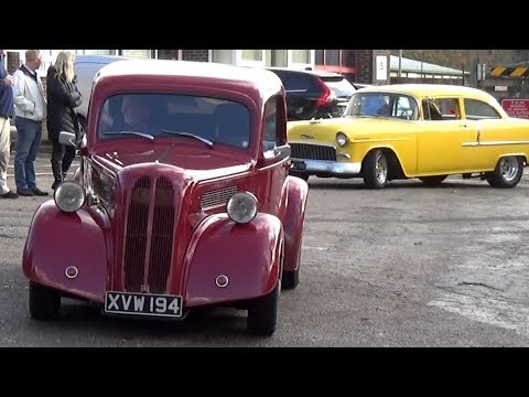 Riverview Cafe Classic Cars November 2019