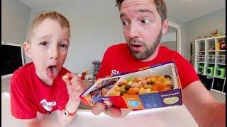 Baixar FATHER SON PLAY BEAN BOOZLED! / Jelly Bean Taste Test!